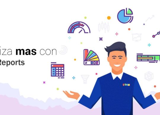 Visualiza mas con zoho reports