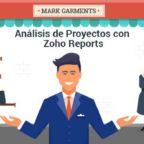 Análisis de Proyectos con Zoho Reports