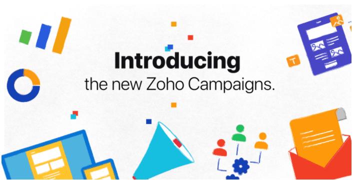 Zoho Campaings