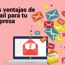 Conoce las ventajas de Zoho Mail para tu empresa