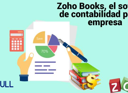 Zoho Books, el software de contabilidad para tu empresa