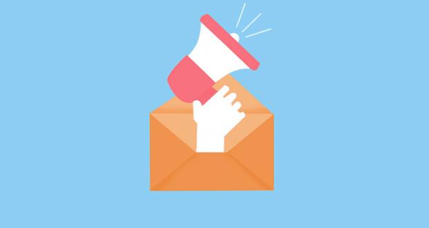 correo de marketing