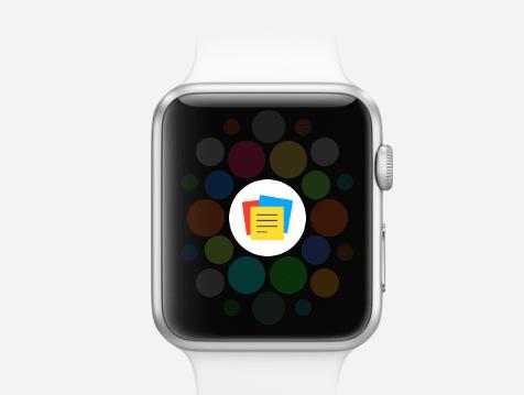 smart watch para notebook