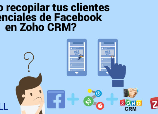 campaña de clientes potenciales facebook con crm