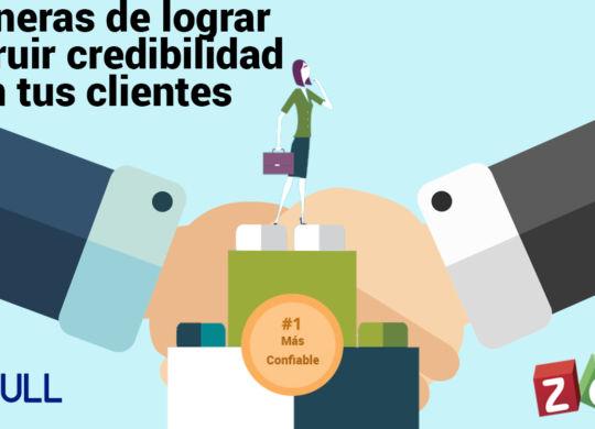 credibilidad con los clientes