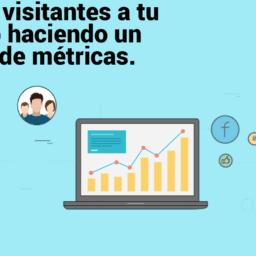 metricas de sitio web