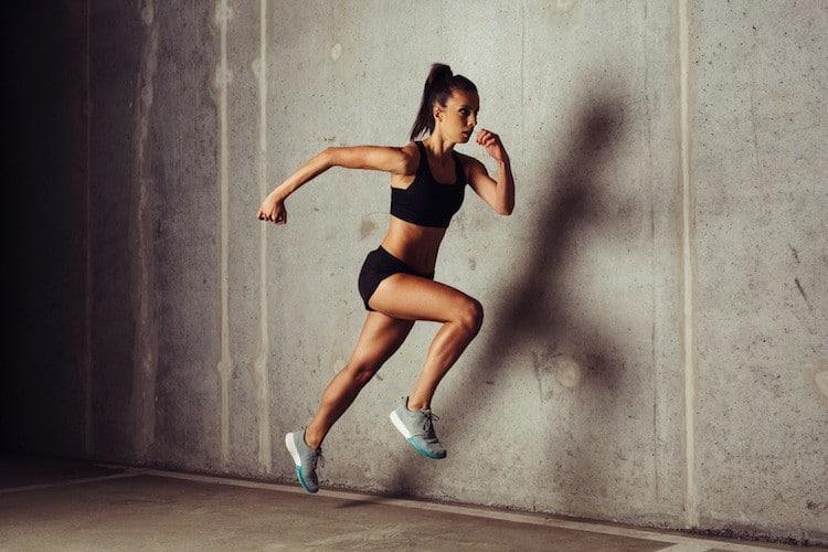 Utiliza sprints cortos