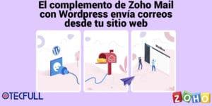 complemento de zoho mail con wordpress