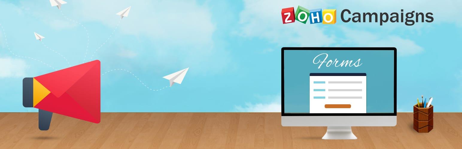 actualizaciones editor zoho campaigns